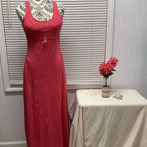 Athleta Twist & Turn Maxi Dress, Size Medium